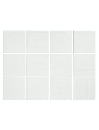Klinker Masterker Avenue White 10x10 Pc 0,875m²
