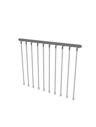Balustrad Fontanot Steel Vit