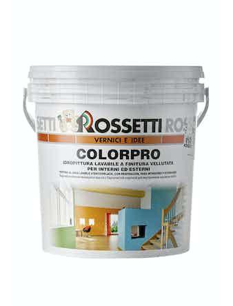 Краска COLORPRO Rossetti белая BB, 4,5 л
