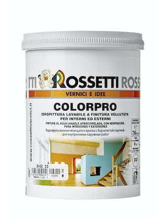 Краска COLORPRO Rossetti Deep DD, 0,75 л