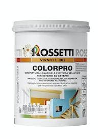 Краска Rossetti Colorpro E/Deep, бархатисто-матовая, база TR, 0,75 л