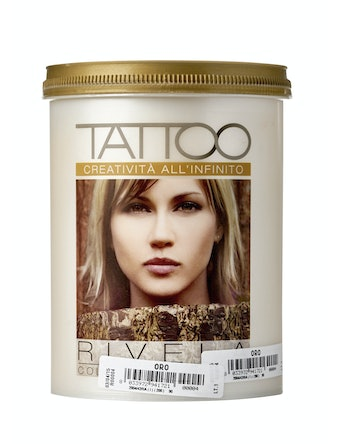 Отделка лессирующая TATTOO RIVELA Oro, 1 л