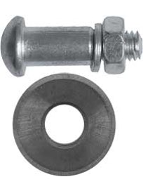 Резак 'колесо' запасной для плиткореза, 15 х 6 х 1.5 мм