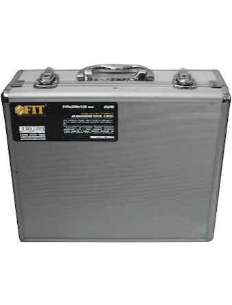 Ящик для инструмента алюминиевый (34 x 28 x 12 см)