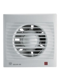 Вентилятор Decor 100CH датчик влажности