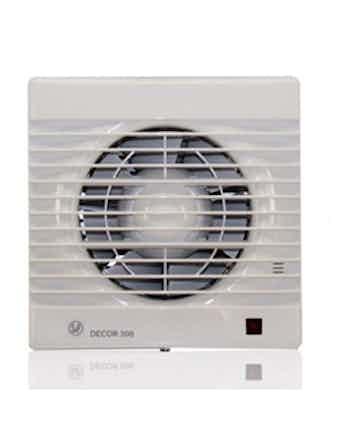 Вентилятор Decor 200CR таймер