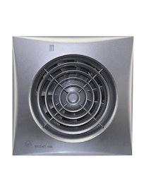 Вентилятор Silent 100CRZ Silver таймер