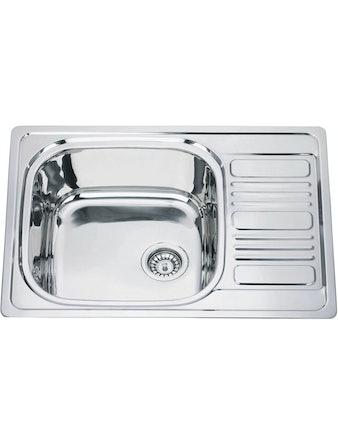 Кухонная мойка Thor D6950P, полированная, 69 х 50 см