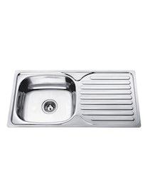 Кухонная мойка Thor D7843A, полированная, 78 х 43,5 см