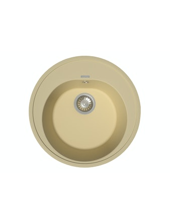 Кухонная мойка THOR Norden, 51 см, цвет ванильный