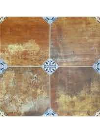 Напольная плитка Roses Cuero MT, 45 х 45 см