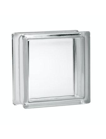 Glasblock Vetro Slät Klar