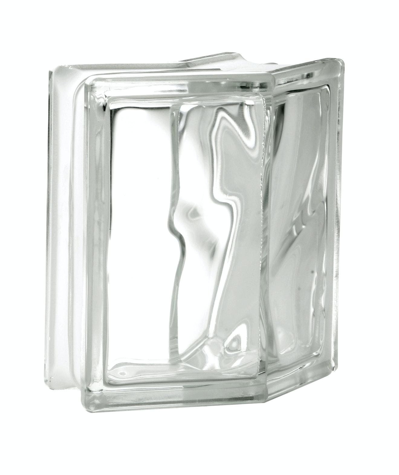 Glasblock Vetro Moln Vinklad 135 Grader