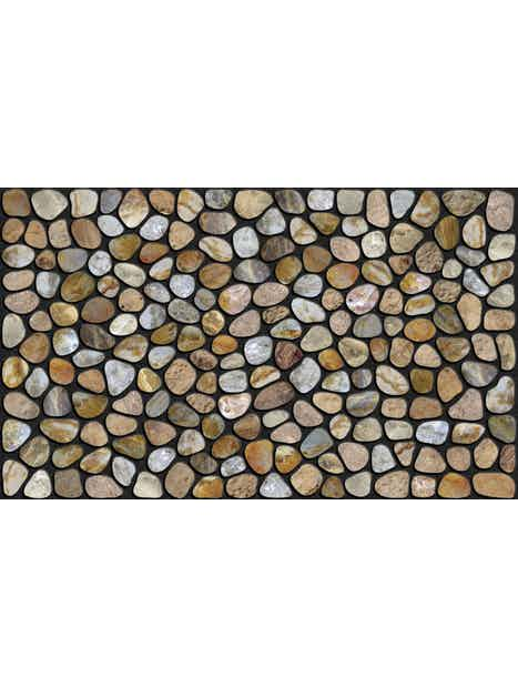 OVIMATTO 45X75CM PEBBLE BEACH