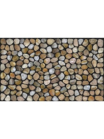 OVIMATTO 55X90CM PEBBLE BEACH