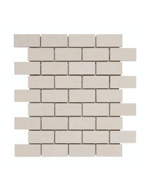 MOSAIIKKI CELLO QUARTZ BRICKS 30X30 BEIGE