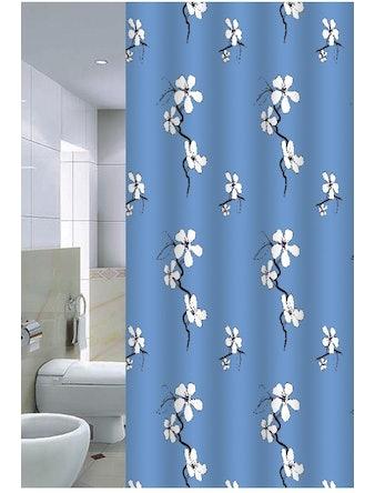 Штора для ванной Flower Rain, 180 х 200 см