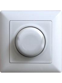 Светорегулятор Visage, белый, 1000 Вт