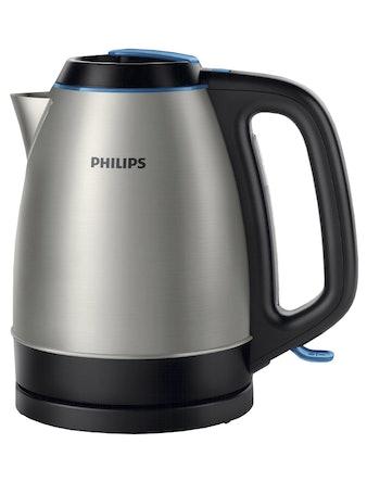 Чайник электрический Philips HD9302/21, 1,5 л, сталь