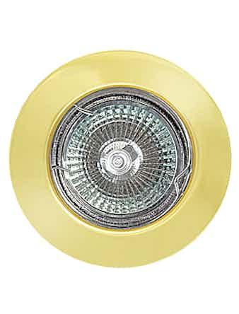Светильник встраиваемый De Fran FT9210 MR16, цвет золото