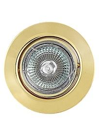 Светильник мебельный De Fran Re Fran FT9222 MR16, цвет золото