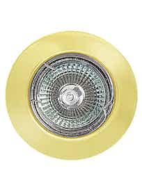 Светильник встраиваемый De Fran FT9240 MR11, цвет золото