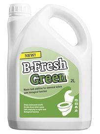 Жидкость для нижнего бака биотуалета B-Fresh Green, 2 л
