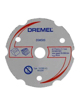 Kapskiva DSM500 Universal För DSM20