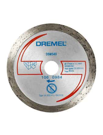 Diamantkapskiva DSM540 Kakel För DSM20