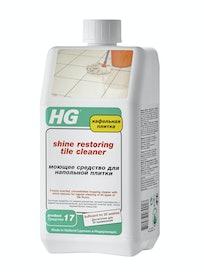Средство HG для напольной плитки 3 в 1, 1 л