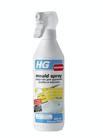 Средство HG для удаления грибка и плесени, 0,5 л