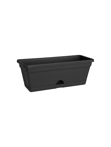 PARVEKELAATIKKO GREEN BASICS MINI TROUGH 30CM MUSTA