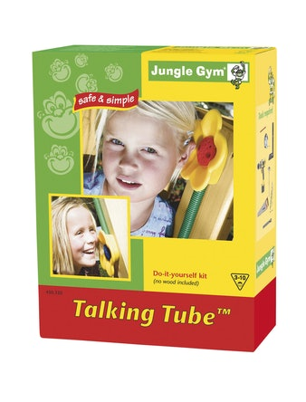 Snabbtelefon Jungle Gym Talking Tube