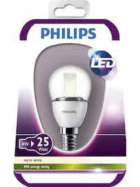 LED-MAINOSLAMPPU PHILIPS 4W 250LM E14