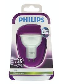 LED-KOHDELAMPPU PHILIPS 4W 310CD GU10