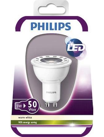 Spot LED 5W Gu10 230V Ej Dimbar