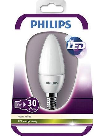 Led Philips 30w E14 VV 230V kron matt ej dimbar