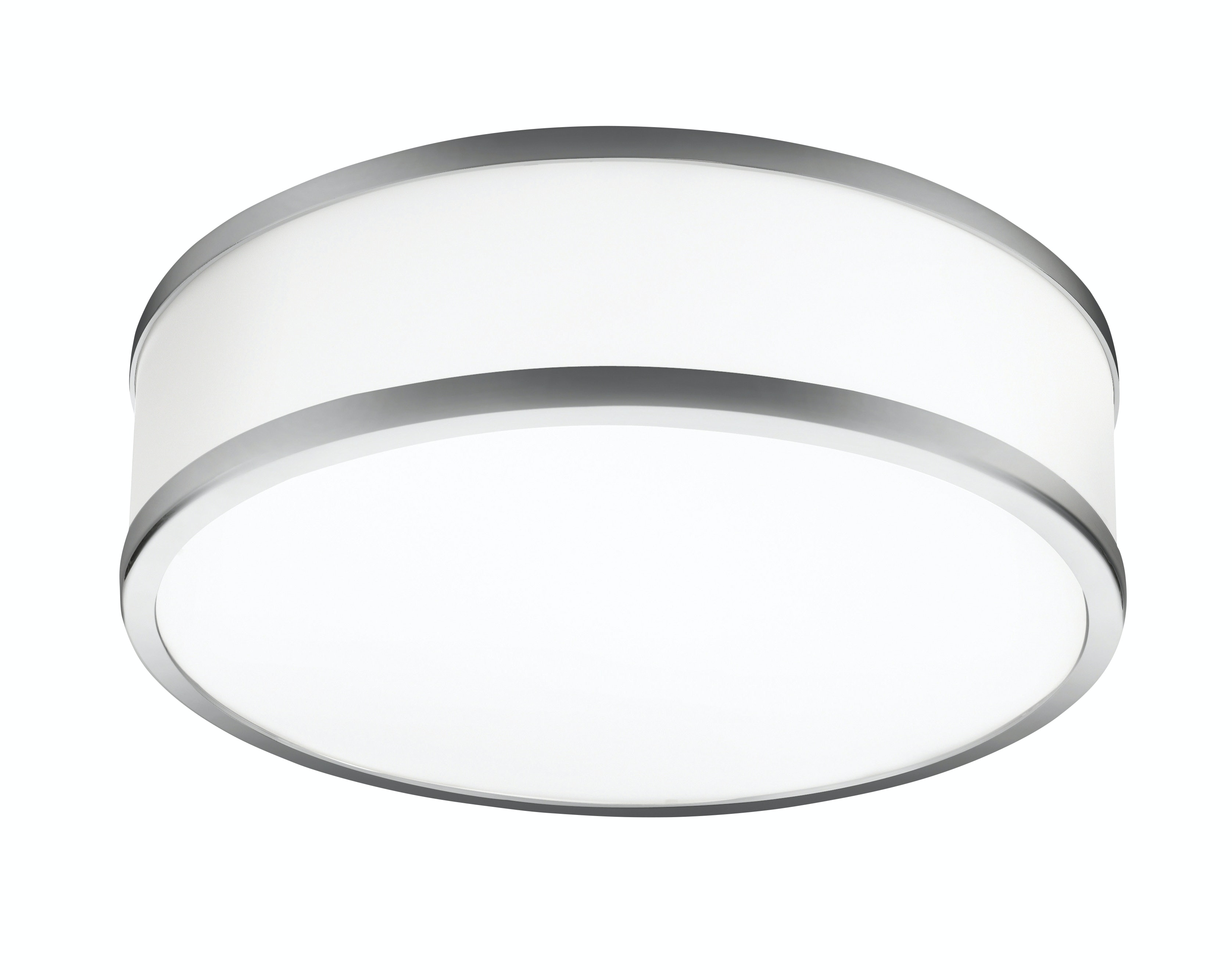 Badrumslampa Philips Dew Led E27 1x20W Krom IP44