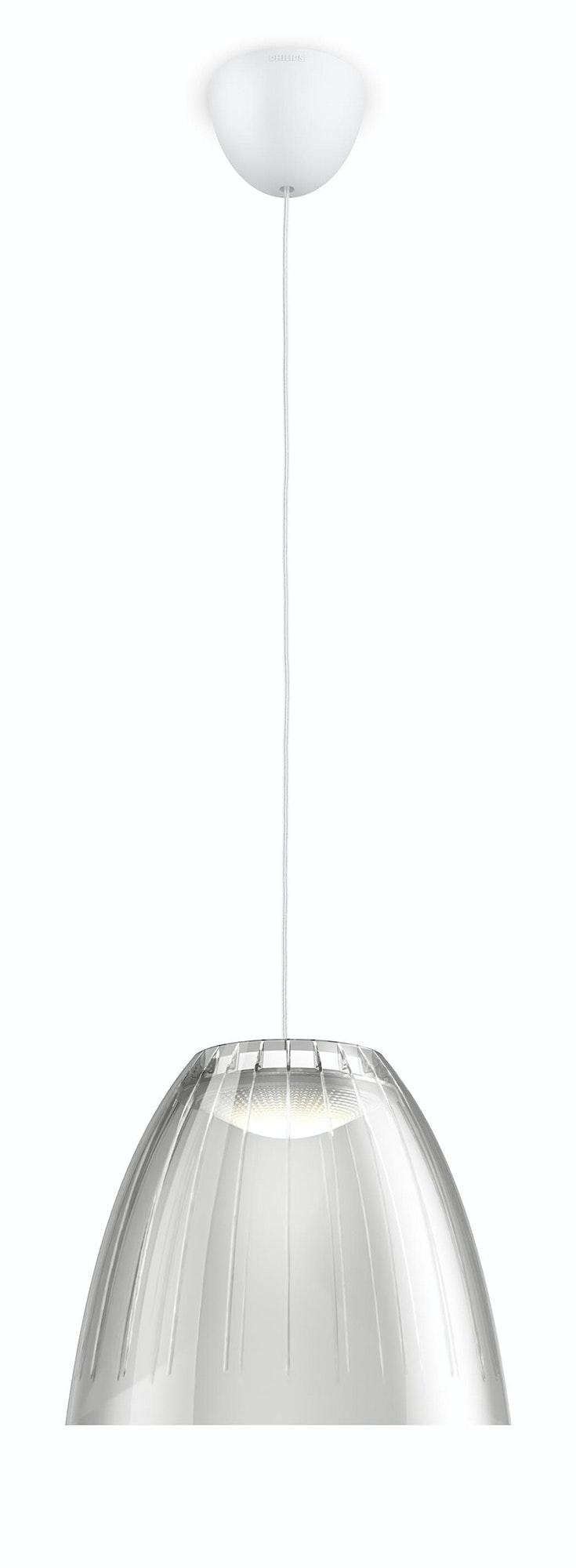 Pendel Philips Tenuto grå 1x4.5W 230V