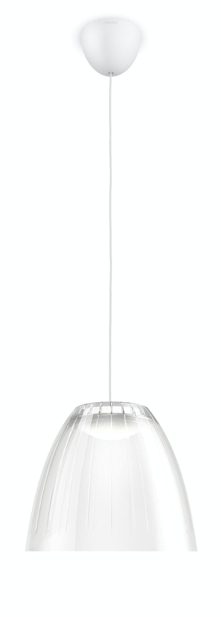 Pendant Philips Tenuto klar 1x4.5W 230V