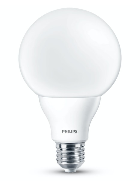 LED-PALLOLAMPPU PHILIPS 9,5W G93 E27