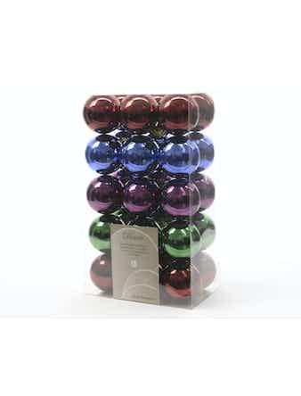 Набор шаров пластик 30 шт CELLO 9020083 ассорти