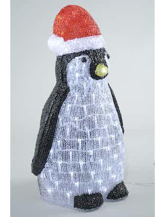 Светильник уличн. CELLO Пингвин 40см 50LED 9492097 i