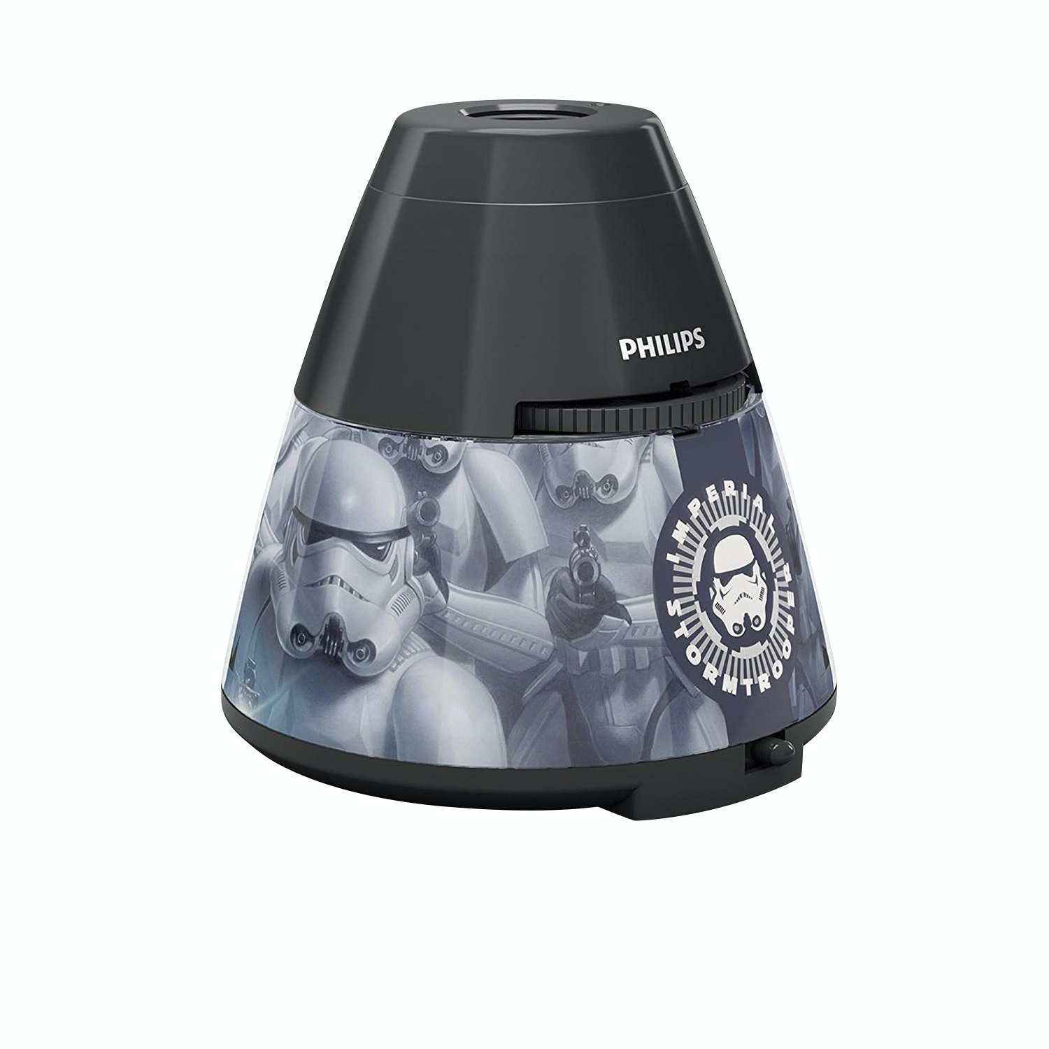 Nattlampa Philips Led Star Wars