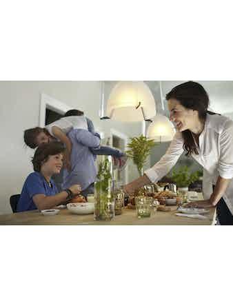 Startkit Led-Belysning Philips Hue 9.5W E27 Vit