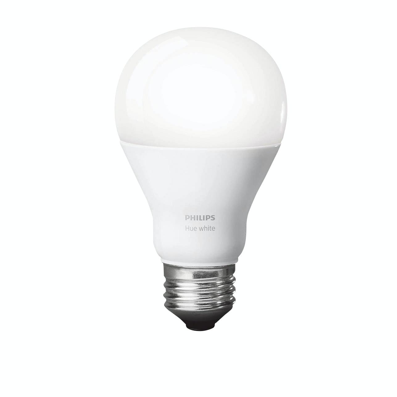 Led-Lampa Philips Hue 9.5W E27 Vit