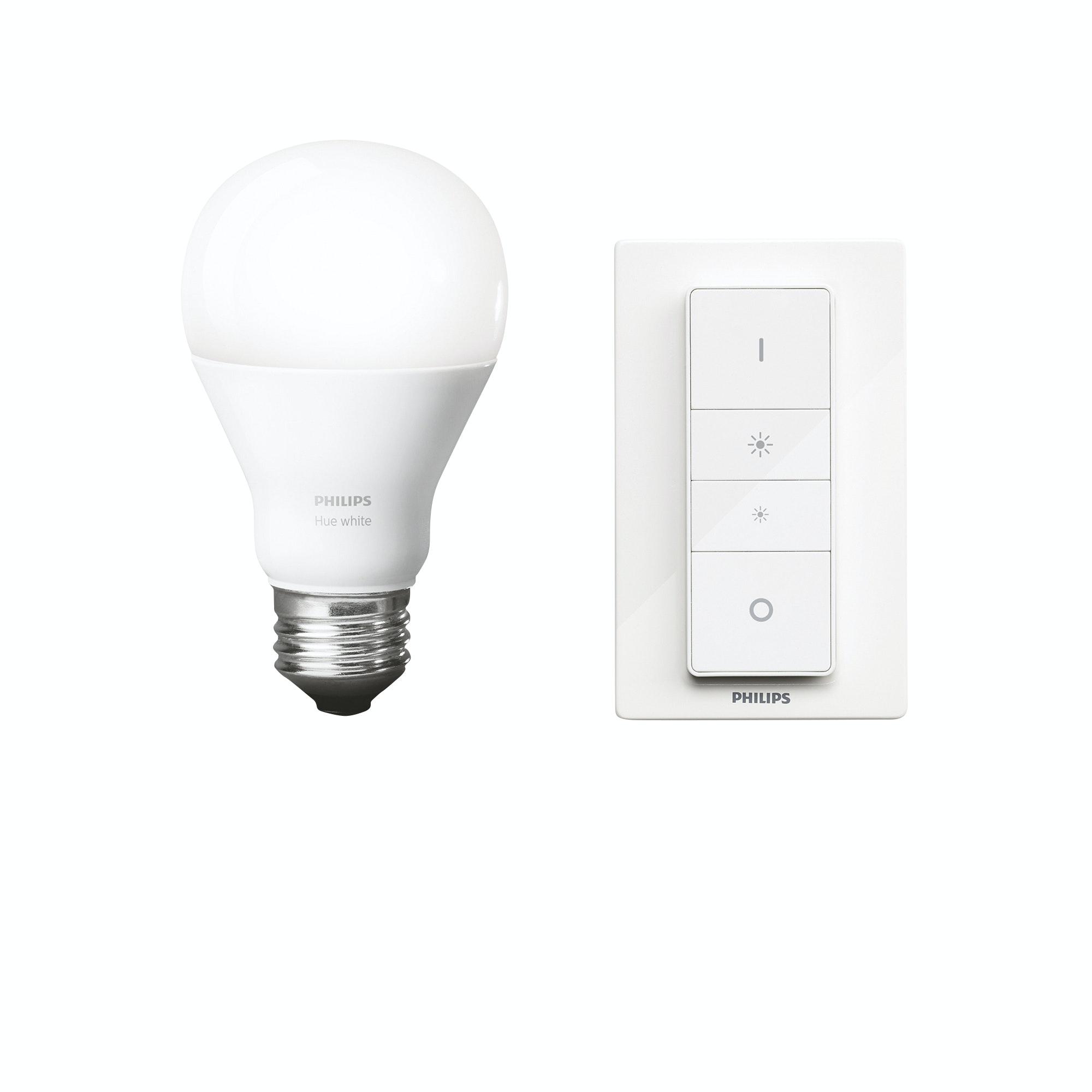 Dimmer/Lamp-Kit Philips Hue 9.5W E27