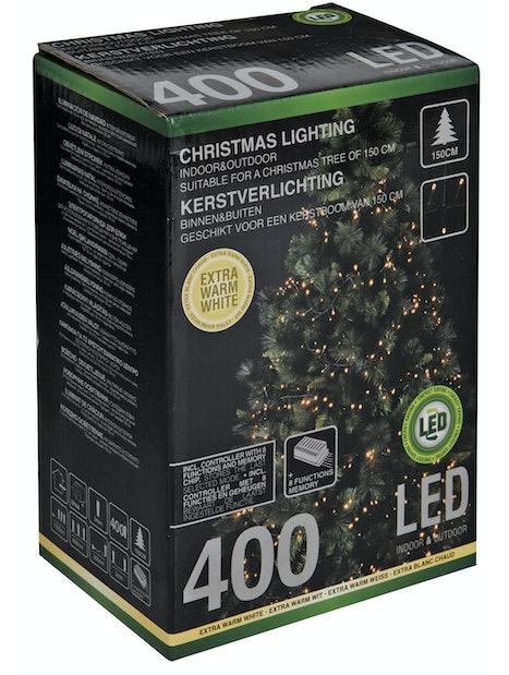 LED-VALOSARJA MICRO 400 LEDIÄ 8M AX8310200