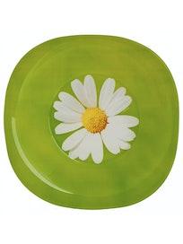 Суповая тарелка 22 см Ромашка