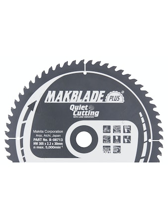 Sågklinga Makita 305x30x2,3mm Z-60